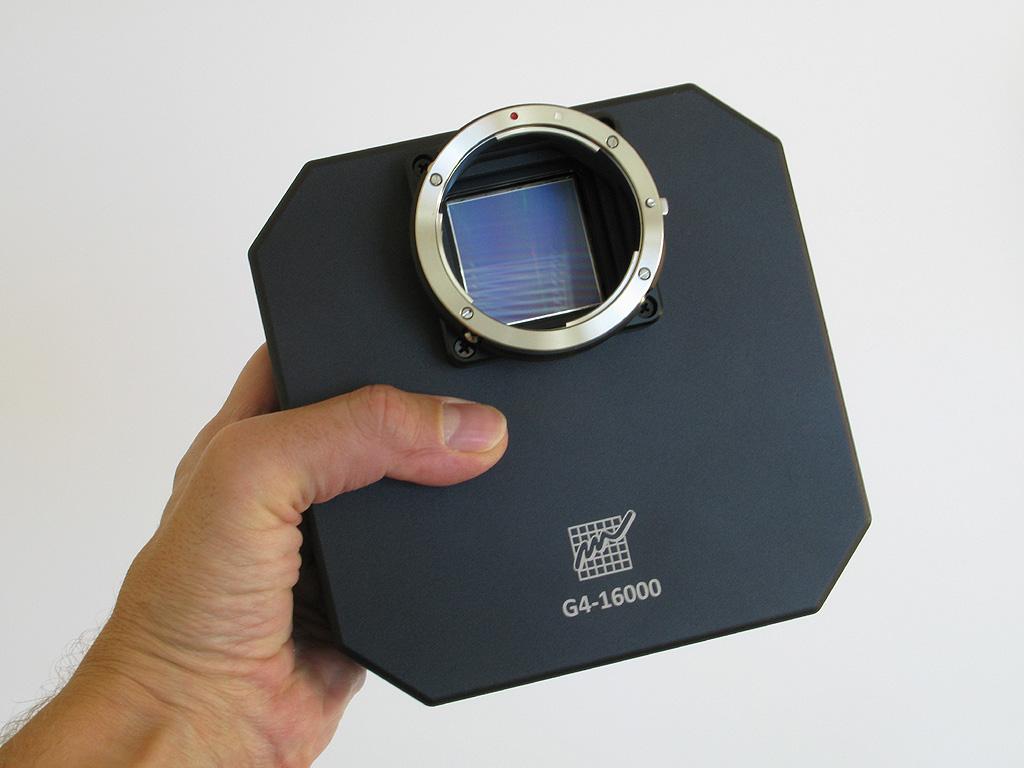 Hlava kamery G4-16000